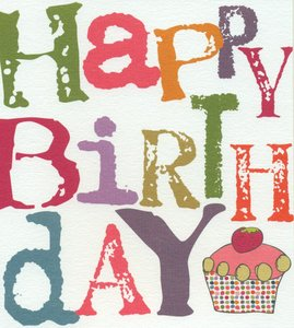 Grüßkart Happy 48 Happy birthday !