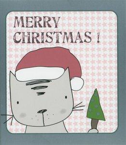 Weihnachtskarten Nanou Merry Christmas