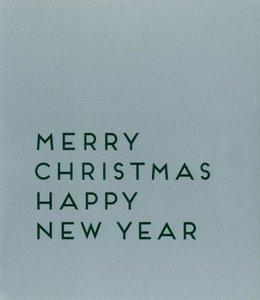 Weihnachtskarten Nanou Merry Christmas & Happy New Year